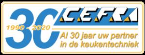Cefra Bedrijfskeukens Roestvrijstaal Service partner