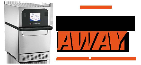 Cefra MerryChef Highspeed oven Take Away Bedrijfskeukens Horeca Reusel