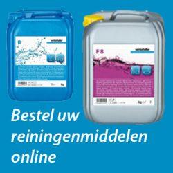 Cefra Bedrijfskeukens Reusel Professionele Horeca apparatuur Winterhalter reinigingsmiddelen